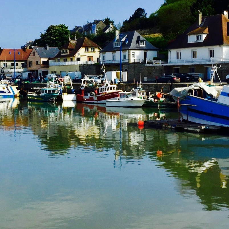 Photo port-en-bessin